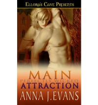 Main Attraction - Anna J. Evans