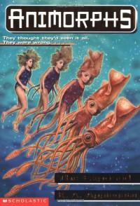 The Exposed (Animorphs, #27) - Katherine Applegate
