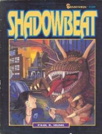 Shadowbeat (Shadowrun) - Paul R. Hume