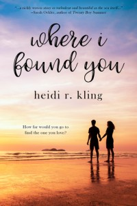 Where I found You - Heidi R. Kling