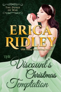 The Viscount's Christmas Temptation - Erica Ridley