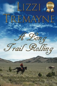 A Long Trail Rolling (The Long Trails) (Volume 1) - Lizzi Tremayne