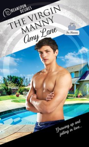 The Virgin Manny (Dreamspun Desires Book 25) - Amy Lane