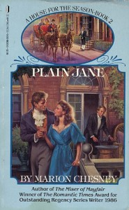 Plain Jane - Marion Chesney
