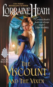 The Viscount and the Vixen - Lorraine Heath