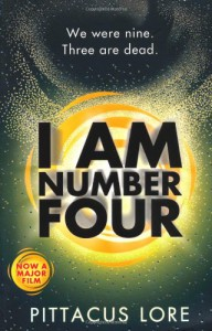 I Am Number Four (Lorien Legacies) - Pittacus Lore