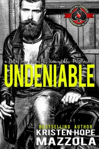 Special Forces: Operation Alpha: Undeniable: An Unacceptables MC Standalone Romance (Kindle Worlds Novella) - Kristen Hope Mazzola