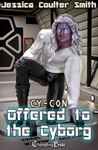 Offered to the Cyborg (Cy-Con #2) - Jessica Coulter Smith
