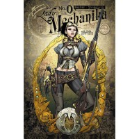 Lady Mechanika #0 - Joe Benitez
