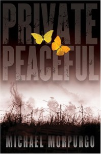 Private Peaceful (Booklist Editor's Choice. Books for Youth (Awards)) - Michael Morpurgo