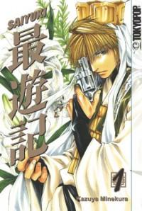 Saiyuki, Vol. 1 - Kazuya Minekura