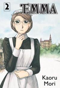 Emma, Vol. 02 - Kaoru Mori, 森 薫, Sheldon Drzka