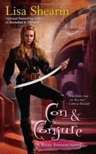 Con & Conjure - Lisa Shearin