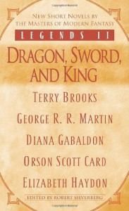 Legends II: Dragon, Sword, and King -