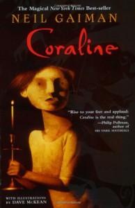 Coraline - Dave McKean, Neil Gaiman