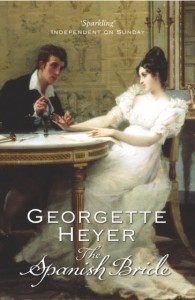 The Spanish Bride - Georgette Heyer