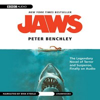 Jaws - Inc. Blackstone Audio,  Inc., Peter Benchley, Erik Steele