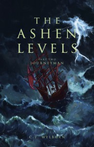 Journeyman (The Ashen Levels #2) - C.F. Welburn