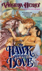 The Hawk and the Dove - Virginia Henley