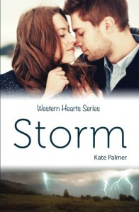Storm (Western Hearts Series) (Volume 2) - Kate Palmer
