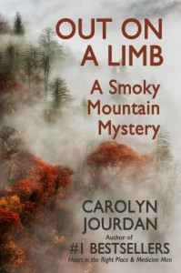Out on a Limb: A Smoky Mountain Mystery - Carolyn Jourdan