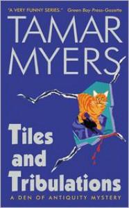 Tiles and Tribulations - Tamar Myers