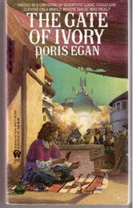 The Gate Of Ivory - Doris Egan