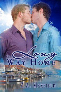 The Long Way Home - Z.A. Maxfield