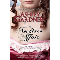 The Necklace Affair - Ashley Gardner