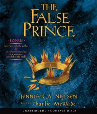 The False Prince  - Jennifer A. Nielsen, Charlie McWade