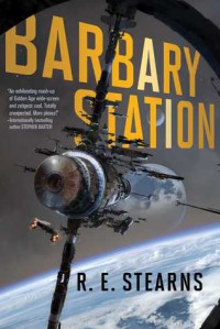 Barbary Station - R. E. Stearns