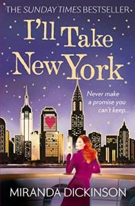 I'll Take New York - Miranda Dickinson
