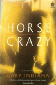 Horse Crazy (Plume) - Gary Indiana