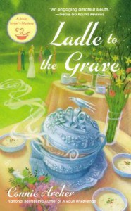 Ladle to the Grave - Connie Archer