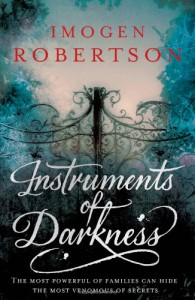 Instruments of Darkness  - Imogen Robertson