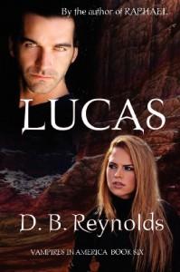 Lucas (Vampires In America, #6) - D.B. Reynolds