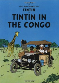 Tintin in the Congo  - Hergé