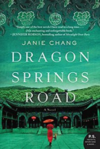 Dragon Springs Road - C. Janie Chang