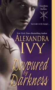 Devoured by Darkness (Guardians of Eternity, Book 7) - Alexandra Ivy