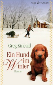 Ein Hund Im Winter - Greg Kincaid