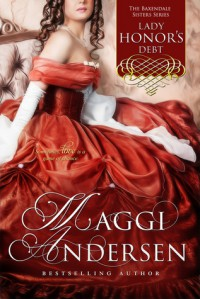 Lady Honor's Debt - Maggi Andersen
