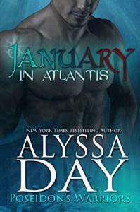 January in Atlantis - Alyssa Satin Capucilli