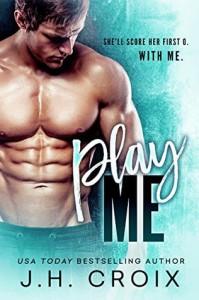 The Play (Brit Boys Sports Romance Book 1) - J.H. Croix