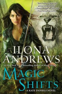 Magic Shifts - Ilona Andrews
