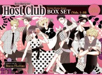 Ouran High School Host Club Box Set - Bisco Hatori