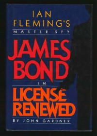 License Renewed - John E. Gardner