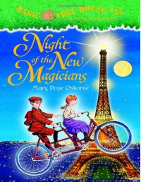 Night of the New Magicians - Mary Pope Osborne, Sal Murdocca