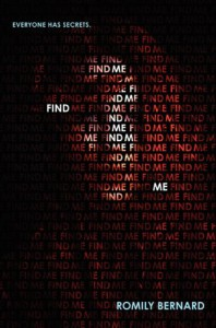 Find Me - Romily Bernard
