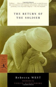 The Return Of The Soldier - Rebecca West, Sadie Jones