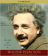 Einstein: His Life and Universe (Audio CD ) - Edward Herrmann, Walter Isaacson
